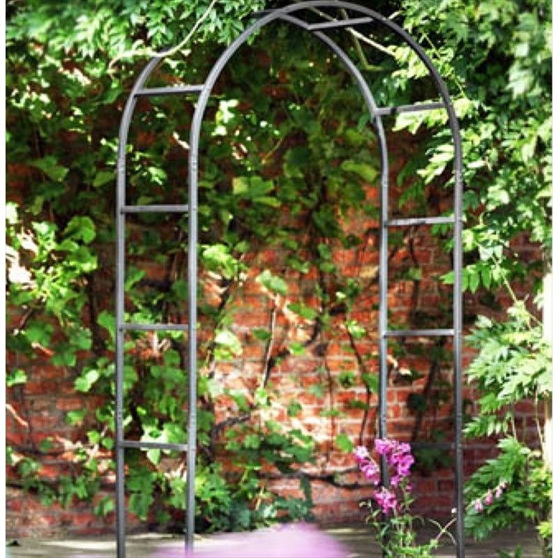 Clic Metal Garden Arch By Tom Chambers