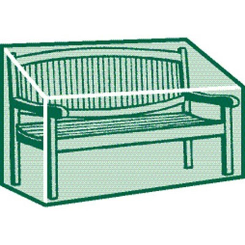 4 Seater Garden Bench Cover The Garden Factory