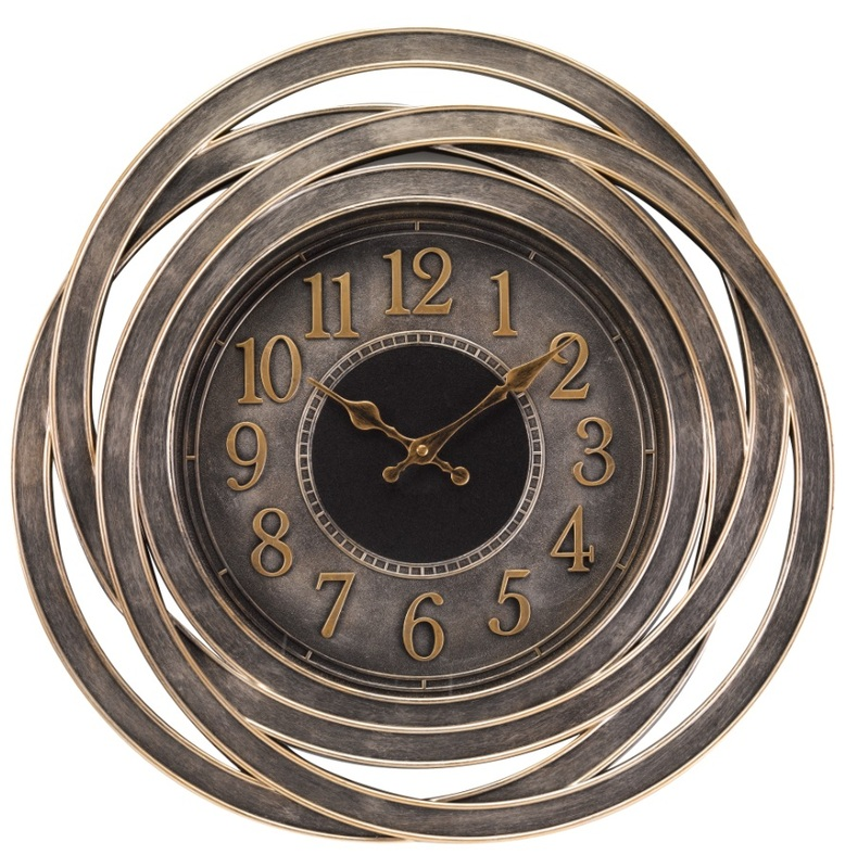 Beau Ripley Garden Outside Wall Clock   Large 50cm   Indoor Or Outdoor Clock