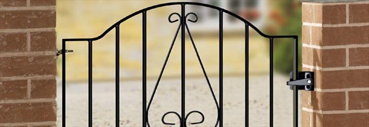 Metal Single Gates