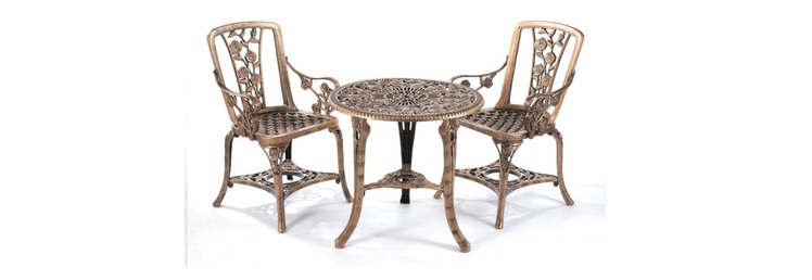 Polyurethane Resin Garden Furniture