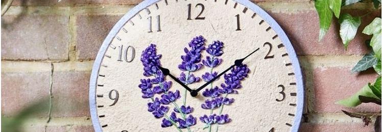Garden Clocks