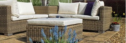 Rattan Weave Garden Furniture