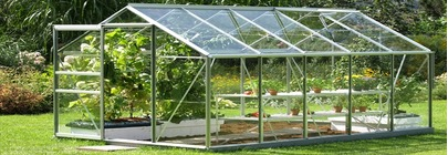 Greenhouses / Cold Frames