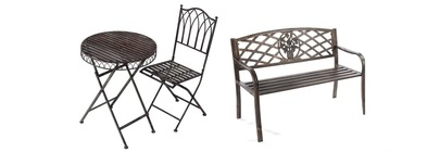 Greenhurst Garden Furniture Ranges