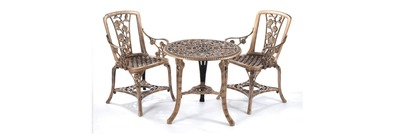 Polyurethane Resin Garden Furniture
