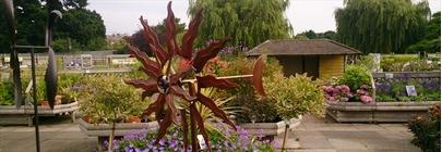 Wind Spinner Sculptures