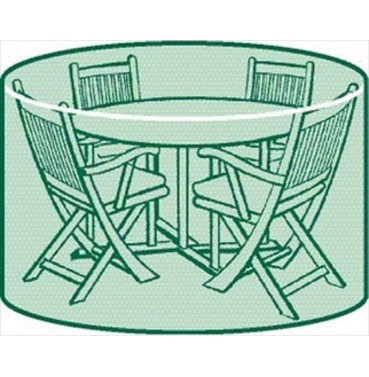 Round Patio Set Cover - Small