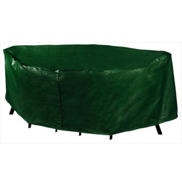 Rectangular 8 Seater Garden Table Set Cover