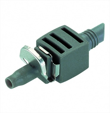 Connector (pack 10) - Gardena 4.6mm Micro Irrigation Fitting