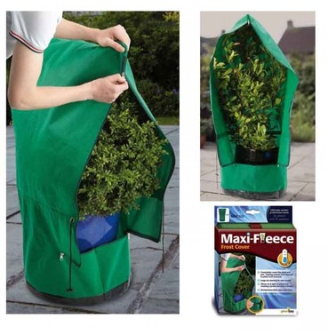 Greentree Maxi Fleece Frost Cover 110cm x 200cm