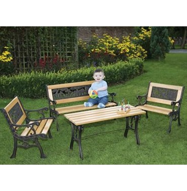 Childrens Garden Furniture Noah's Ark Set