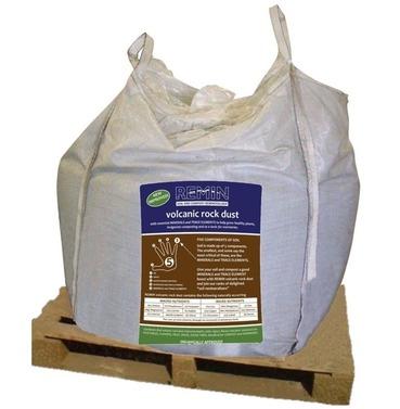 REMIN Volcanic rockdust Garden Minerals - Tonne Bag