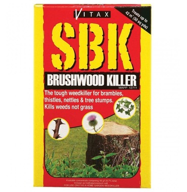 SBK Brushwood Weedkiller