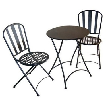 Parisian Tea for Two Garden Furniture Set D/L