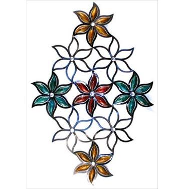 Flower Diamond Wall Art - Very Effective - Suitable in Home or Garden