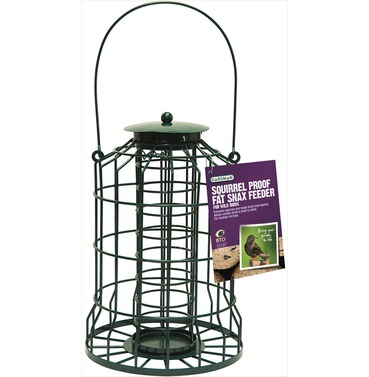 Squirrel Proof Fat Snax Feeder - by Gardman