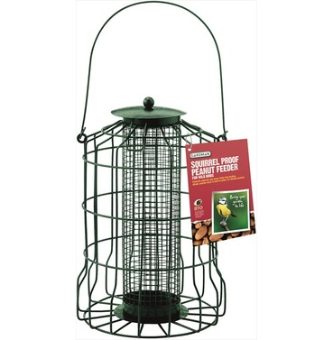 Squirrel Proof Peanut Feeder from Gardman