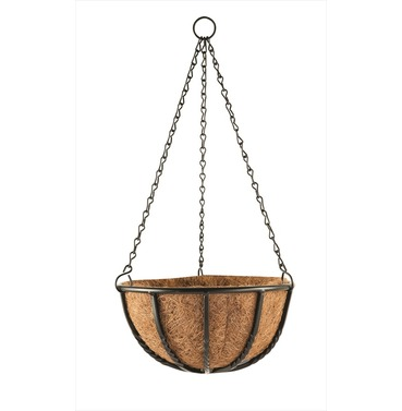 Blacksmith Hanging Basket in a Range of Sizes from Gardman