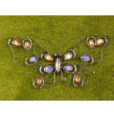 Wall Art Decoration - Butterfly - Decorative