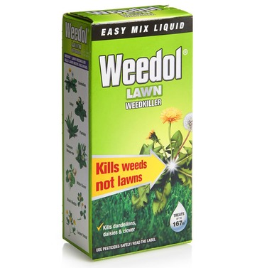 Verdone Weedol Liquid Lawn Weed Killer