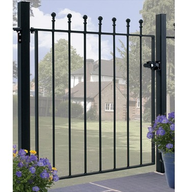 Manor Single Garden Gate 4ft High