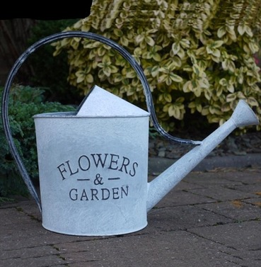 GARDEN Watering Can Planter
