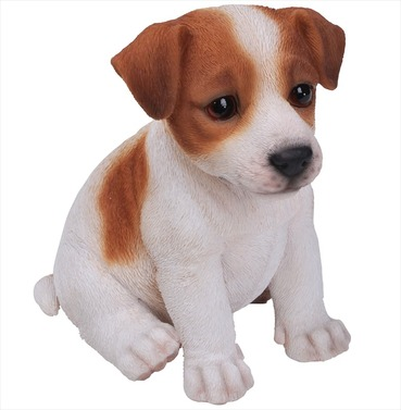 Jack Russell Puppy Baby Dog Pet Pal Garden Ornament