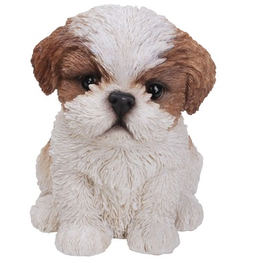 Shih Tzu Puppy Baby Dog Pet Pal Garden Ornament