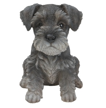 Schnauzer Puppy Baby Dog Pet Pal Garden Ornament