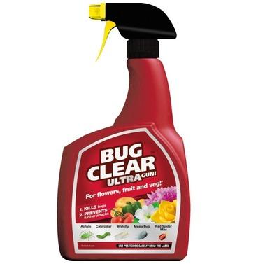 BugClear Ultra Edible RTU 1lt