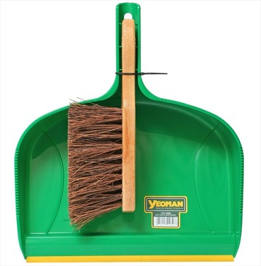 Large Dustpan and Brush