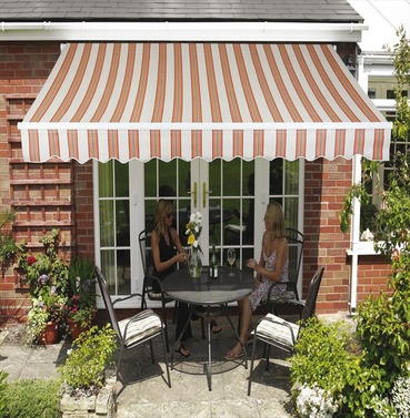 Deluxe Easy Kingston Wall Awning Width 2.5m or 3m or 3.5m