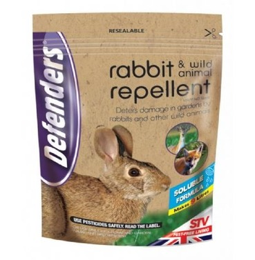 Rabbit & Wild Animal Repellent - 9 Litres Soluble Formula
