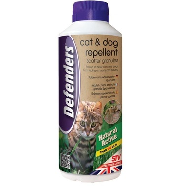 Cat and Dog Repellent - Scatter Granules - Natural Active 450g