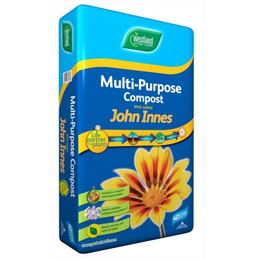 Multi Purpose Compost with John Innes - 10L Bag
