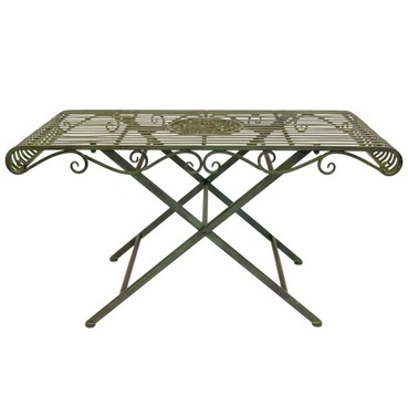 Lucton Metal Coffee Table - From The Lucton Range