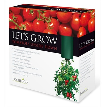 Upside Down Tomato Planter - Botanico
