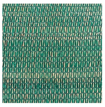 Pay Per Meter - Knitted Screening, Shade or Windbreak Netting Green 1.2m Wide