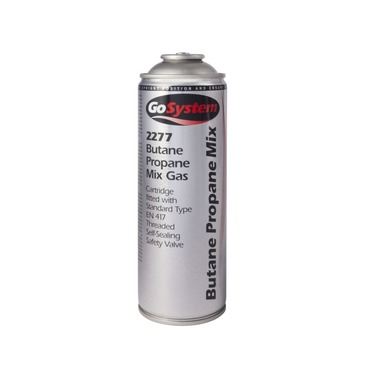 Gas Refill from Go Ststem - 277g - Butane Propane Mix Gas