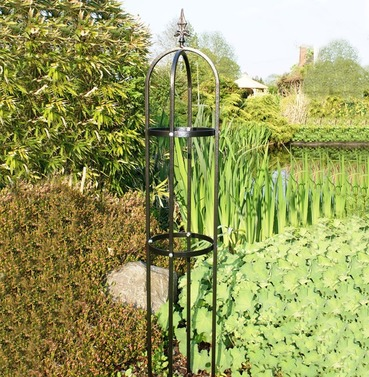 "Mini Tower Tradtional Obelisk Plant Support - 1.4m (55"")"