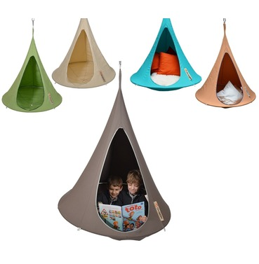 Cacoon Bebo Hanging Tent Chair - Ideal for Kids / Children - Colour Options