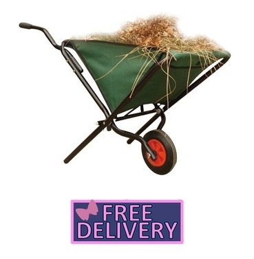 Garden Foldable Garden Wheelbarrow - Charles Bentley