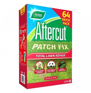 Westland Aftercut Patch Fix 4.8kg - Lawn Repair Grass Seed