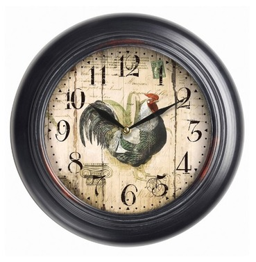 New Hampshire Wall Clock - French Style Indoor or Outdoor Garden Clock