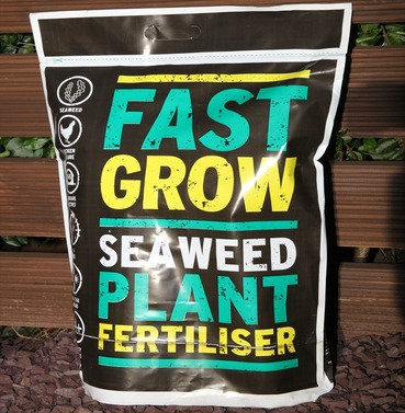 Fast Grow Sea Weed Plant Fertiliser - 10kg Bag