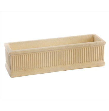Stone Wellow Planter Trough - Cotswold Stone Finish - Large - Melmar Stone