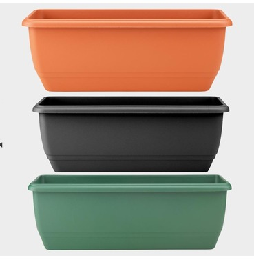Balconniere Self Watering Trough - 50cm - Different Colour Options