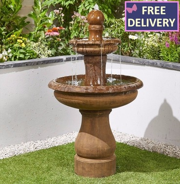 Simplicity Fountain Water Feature - Kelkay
