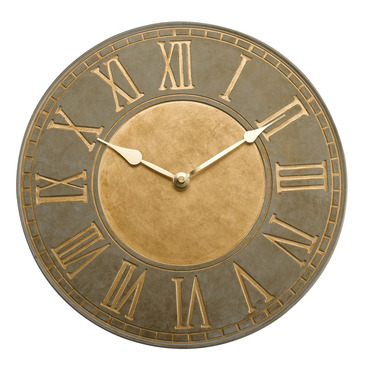 Horus Garden Outdoor Clock 35cm